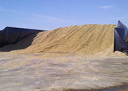 Black Wall Silage Bunker Liners