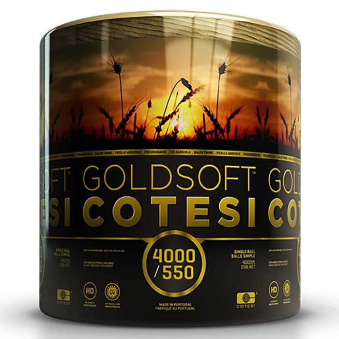 Cotesi Goldsoft Baling Twine | KSI Supply Inc | Midwest | USA & Canada