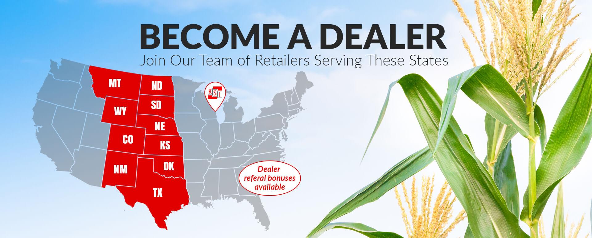 KSI Supply - Become a Dealer