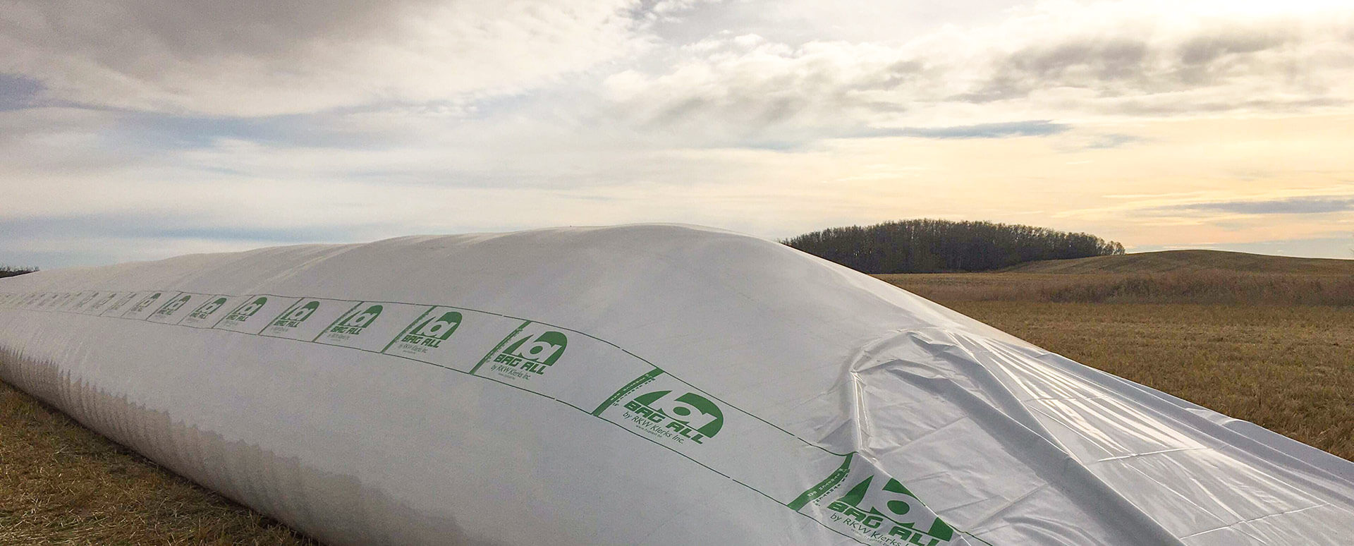 KSI Supply Silage & Grain Bags Banner