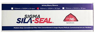 Sigma-Super Seal Bale Wrap